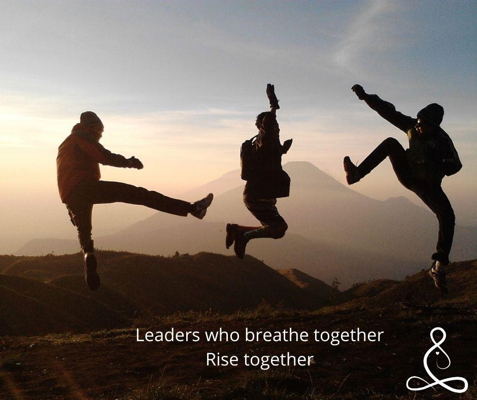 BE 31 | Leadership Breathwork
